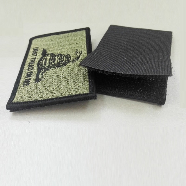 Embroidery patch QD-EP-0003