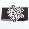 Embroidery patch QD-EP-0006